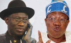 ELECTIONS: The World Is Watching You – APC To Goodluck Jonathan